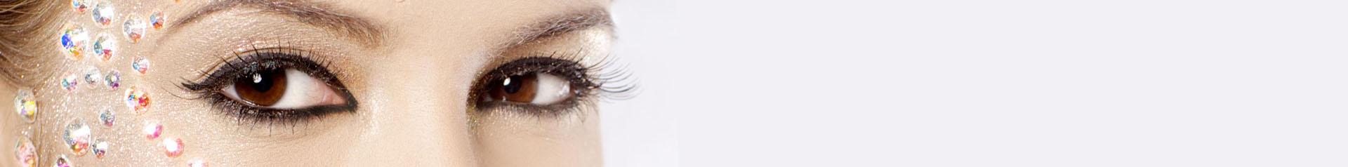eyebrow tinting service